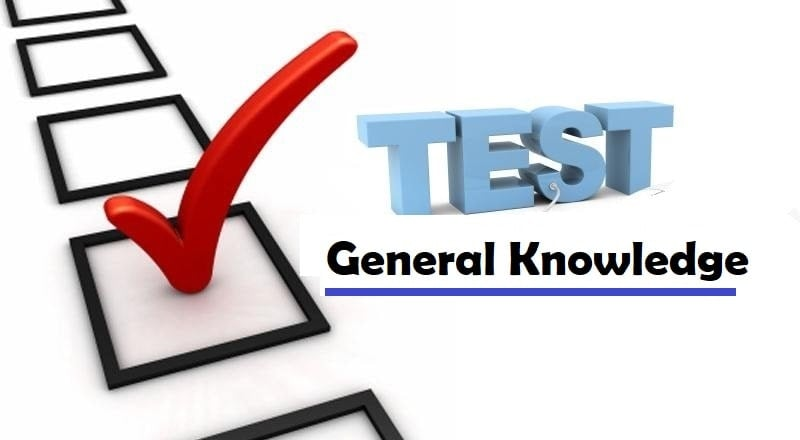 World general Knowledge Online test