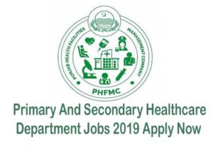 Health Department Punjab latest Jobs